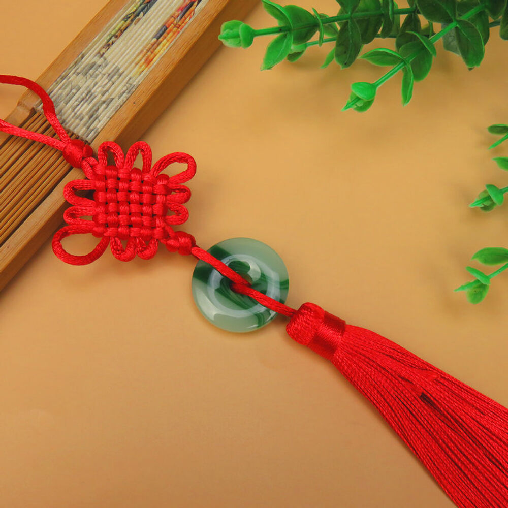 With Tassel 1PCS Chinese Folk Style Blue And White Porcelain Bookmark Elegant
