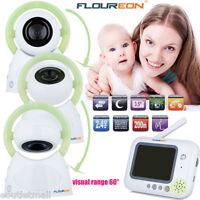 3.5, Audio Video Baby Monitor Inalámbrica Cámara Digital Visor De Seguridad Eu -  - ebay.es