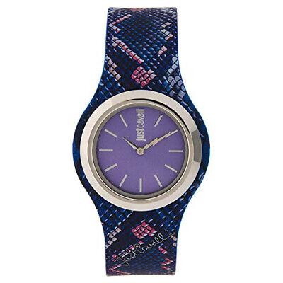 Just Cavalli Uhr Roberto Cavalli Armbanduhr Damenuhr Damen Geschenk Schmuck