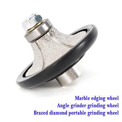 For Ogee-Bullnose Diamond Hand Profiler Wheel Router Bit Granite 3500-4000RPM US