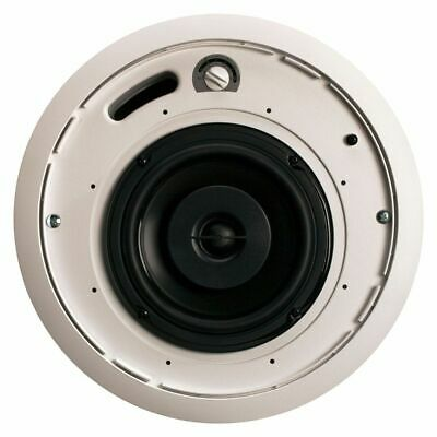 "Phase Tech CI620 6.5"" Ceiling Speaker 80W 16 Ohms Home Audio"