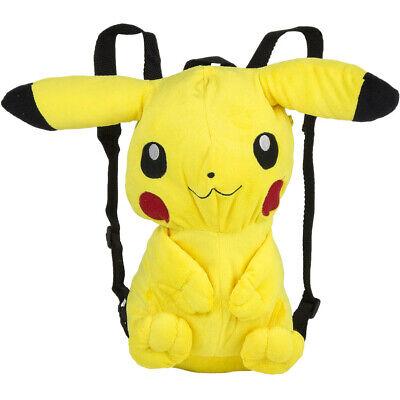 Pokémon Pikachu 32 Cm Glurak Mewtu Rucksack Stofftier Kuscheltier Anime