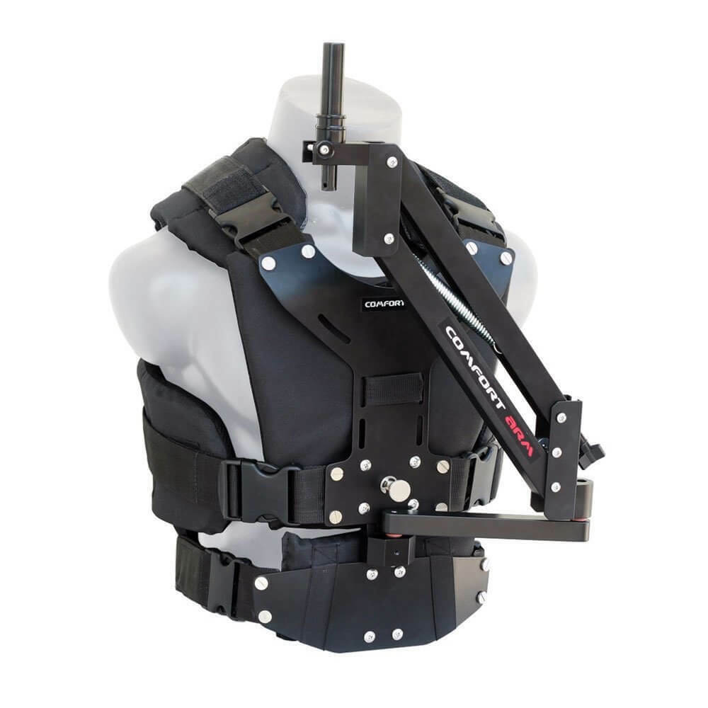 Flycam Comfort Arm & Vest for stable handheld stabilizer mot
