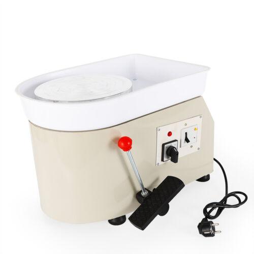 Électrique Machine de roue de poterie 220V Façonner Blocage de boue 2000RPM EU