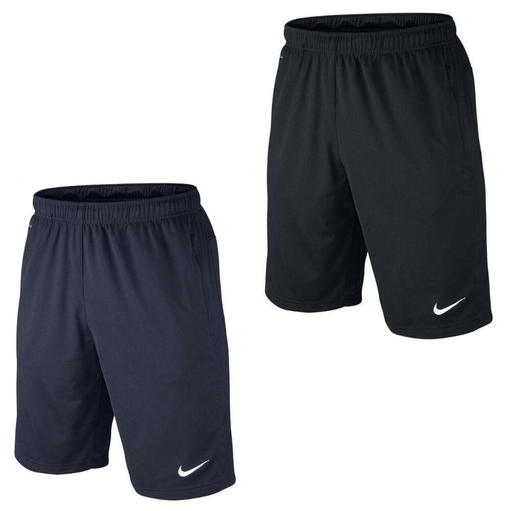 5f63460225bfb6 Nike Herren Short Kurze Hose Sporthose Trainingshose kurz mit Taschen