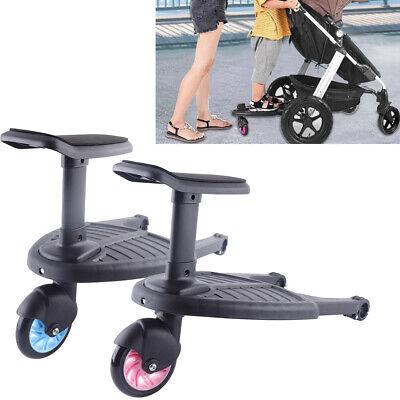 Buggyboard sitz für Kinderwagen Board Trittbrett Kinder Ab 15 Monaten (Max 25Kg) ()
