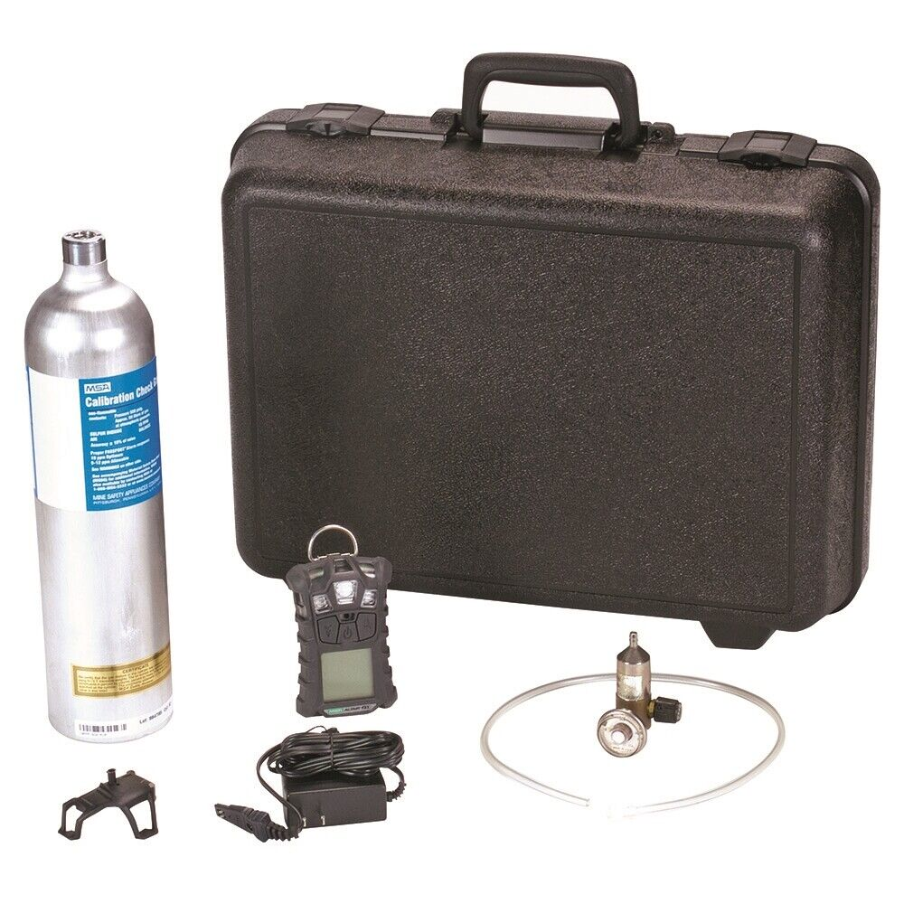 MSA 10110488 Altair 4X Multigas Gas Detector & Calibration Kit Business & Industrial