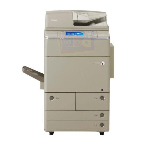 Canon Ir Advance C7065 A3 Color Laser Copier Printer Scanner Mfp 65 Ppm C7055