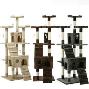 180CM Cat Tree Trees Scratching Post Scratcher Tower Condo House Athelstone Campbelltown Area Preview