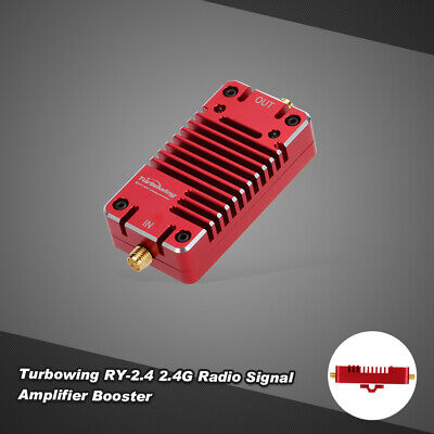 Turbowing RY-2.4 2.4G Radio Signal Amplifier Booster for RC Drone Receiver P1P7