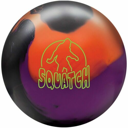 15lb Radical Squatch Solid Bowling Ball Brand New! Free Shipping!
