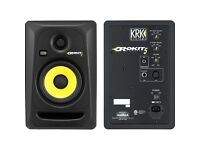 KRK Rokit RP5 G3 Active Studio Monitors (Pair)
