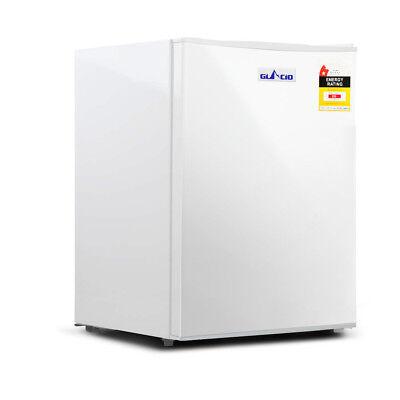 NEW 60W 70Litre Capacity Compact Home Caravan Freon-free Mini Bar Fridge - White