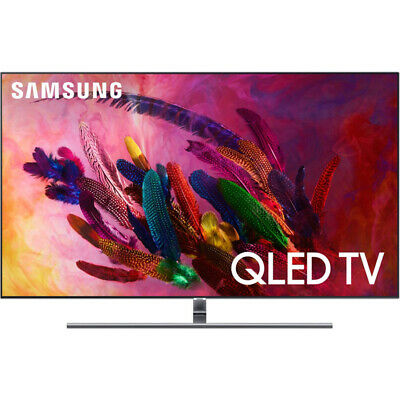 "Samsung QN65Q7FNA 65"" Q7 QLED Smart 4K UHD TV (2018 Model) - Open Box"
