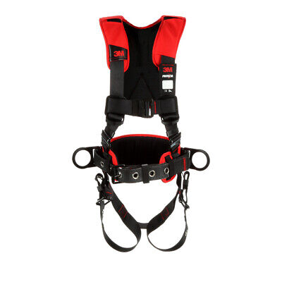 Dbi Sala 1161205 Comfort Construction Style Positioning Harness Black Ml