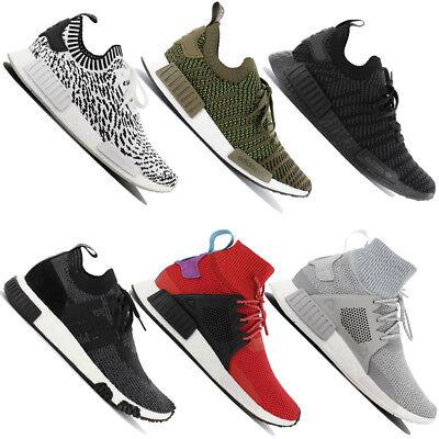adidas Originals NMD R1 XR1 Racer PK Primeknit Sneaker Schuhe Turnschuhe NEU