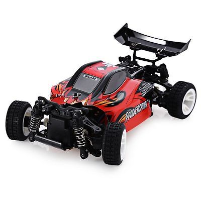WLtoys A202 2.4G 4WD Remote Control Off-road Desert Buggy Racing Car US Shipper