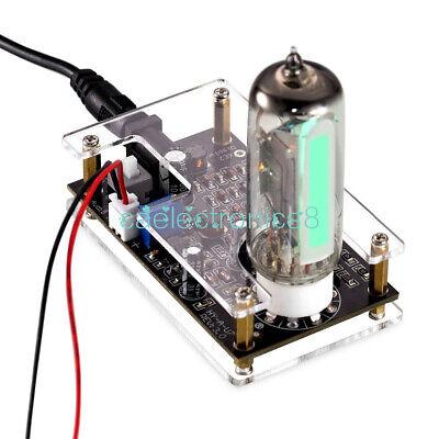 Magic Eye 6e2 Em87 Preamp Tube Audio Level Indicator Vu Meter Driver Board Ca