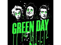 2x Green Day Tickets for BST Hyde Park