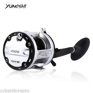 YUMOSHI-12-1-Bola-Rodamientos-Pieza-fundida-Carrete-Carrete-De-Pesca