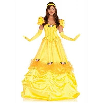 Belle of the Ball Adult Womens Costume, 86707, Leg Avenue](Belle Costume Womens)