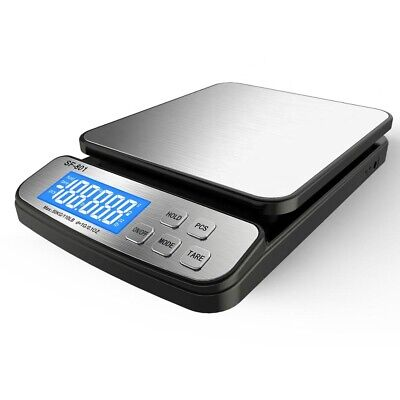Accurate Digital Shipping Postal Scale 110 Lb 50kg X 0.1 Oz Weight Postage