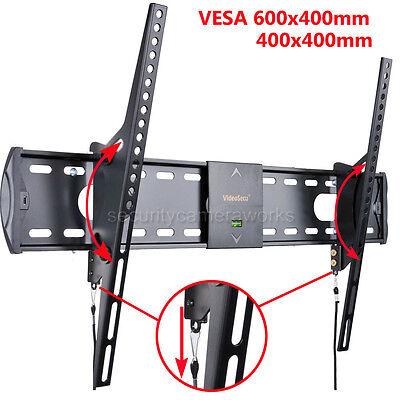 LCD LED Tilt TV Wall Mount 32 39 40 42 46 47 50 55 Flat Panel Screen Bracket (46 Lcd Flat Panel Screens)