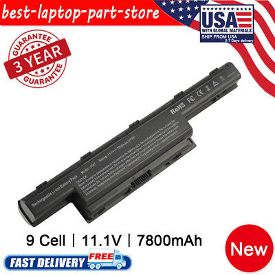 9Cell Battery For Acer Aspire V3 V3-471G V3-551G V3-571G V3-731 V3-771 V3-771G