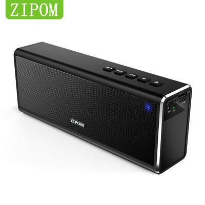 20W 4000mAh Portable Wireless Bluetooth Speaker Big Power BASS TF USB MP3 Mic