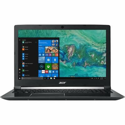 "Acer Aspire 7 15.6"" Laptop Intel Core i7-8750H 2.2GHz 8GB Ram 1TB HDD Win10Home"