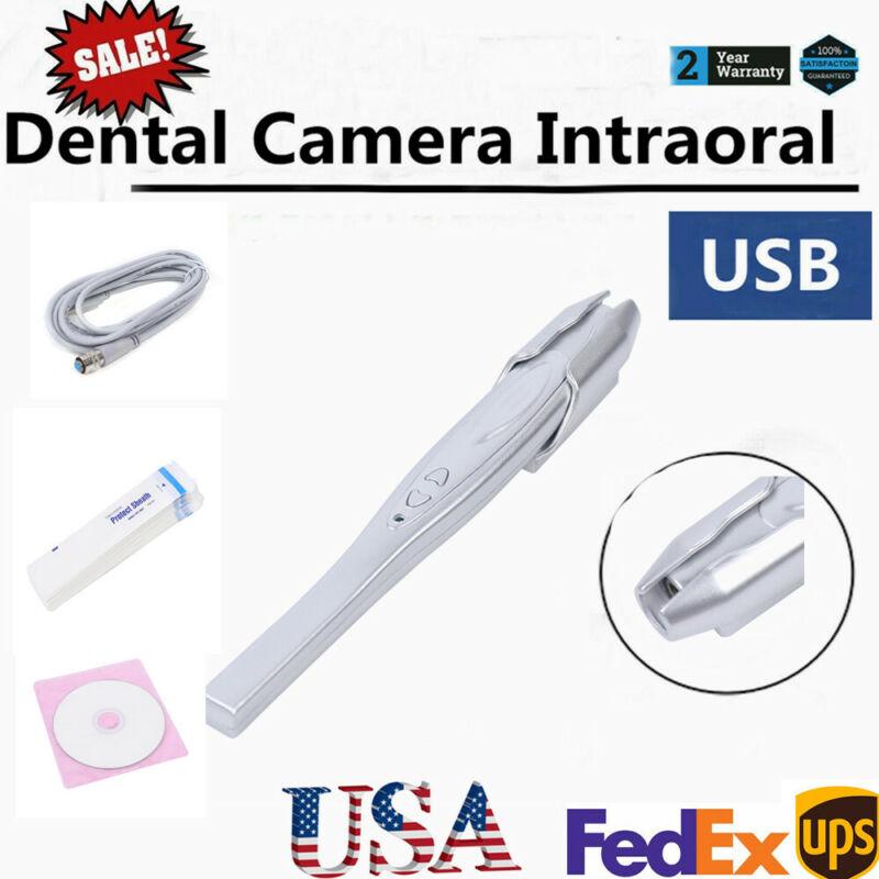 Dental Camera Intraoral for Denti MD740A Digital USB Imaging Intra Oral New 2020