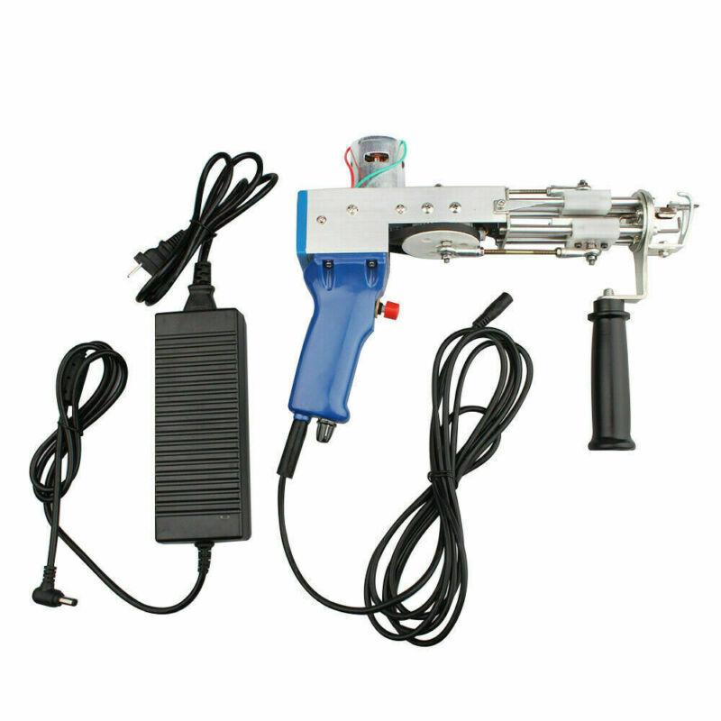Electric carpet tufting gun Loop Pile Carpet weaving flocking machines TD-02