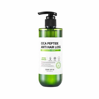 [SOMEBYMI] Cica Peptide Anti Hair Loss Derma Scalp Shampoo - 285ml / Free Gift