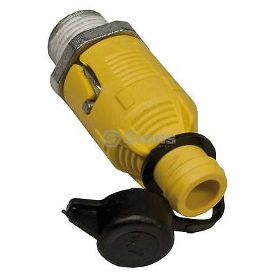 - Small Engine / Mower Oil Drain Valve/  MTD, Kohler, Tecumseh, Briggs & Stratton