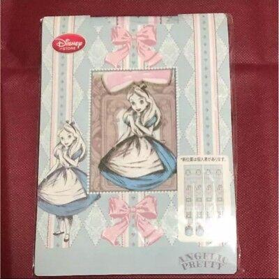 Angelic Pretty Alice in Wonderland Tights Size M-L NEW Print tights F/S