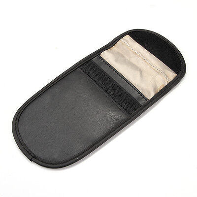 Gps Signal Jammer - Large Cell Phone GPS Signal Blocker Jammer Case Anti Radiation Shield Bag Pouch