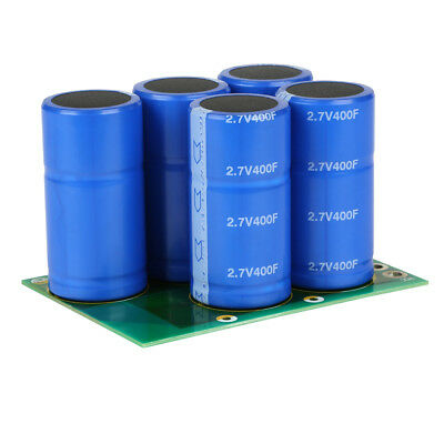 13.5v 80f Ultracapacitor Module Battery