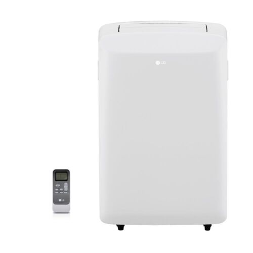 LG ELECTRONICS - 8,000 BTU Portable Air conditioner With Deh