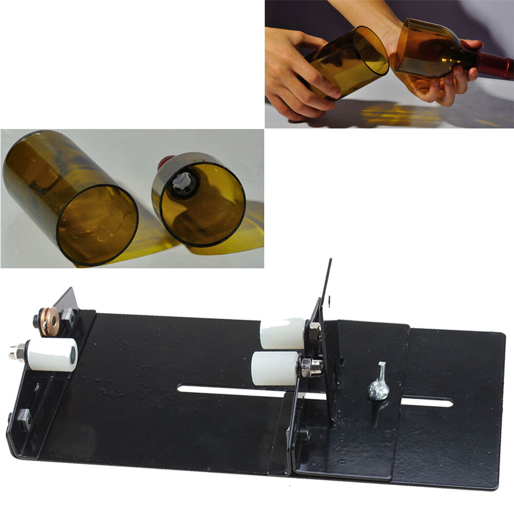 long bottle cutter machine upgrade glass bottle cutting