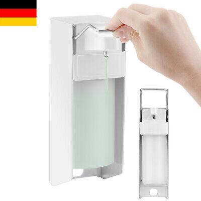 Seifenspender Dosierer Wandmontage 500ml Desinfektionsmittelspender Dauerhaft