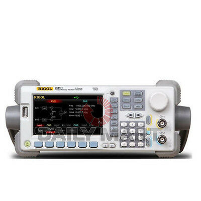 Rigol Functionarbitrary Waveform Generator Dg5101 100mhz 128mpts 1channel