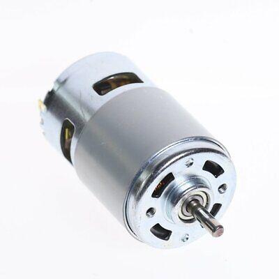 Dc 12v-36v 3500--9000 Rpm Large Torque Motor High-power Low Noise 775 Motor