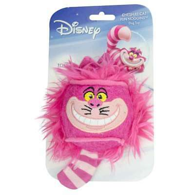 Disney Noggins Hundespielzeug - Alice im Wunderland Grinsekatze / Cheshire Cat