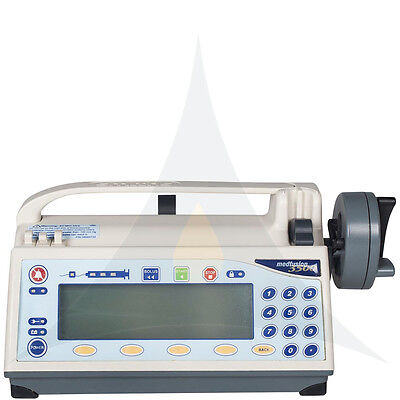 Smiths Medical Medfusion 3500 Pharmguard Patient Ready Iv Pump6 Month Warranty