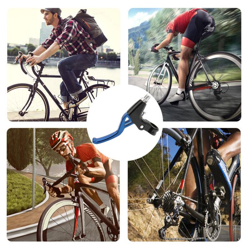 Metal Aluminum Mountain  Road Bike Bicycle Handle Hand V Break Lever Set KV