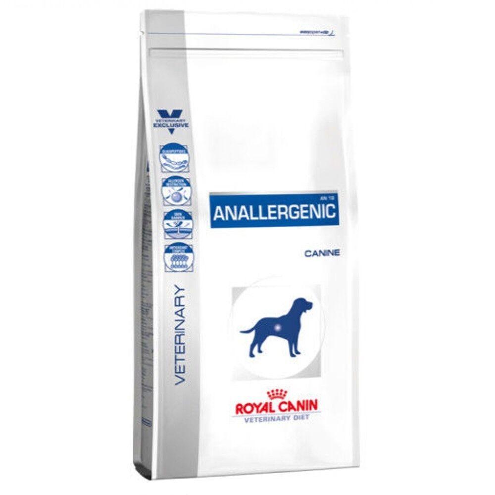 8kg ROYAL CANIN  Anallergenic AN 18 Hunde mit Allergien Diet BLITZVERSAND BRAVAM