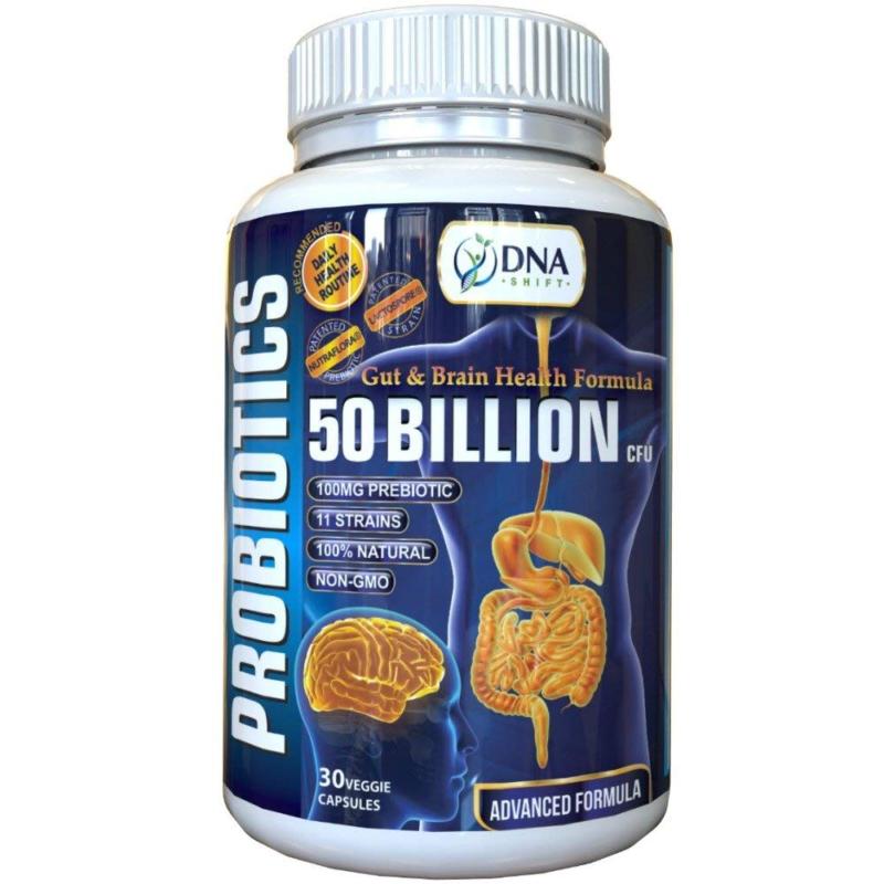 DNA Shift   Prebiotics and Probiotics 50 Billion NATURAL - 1