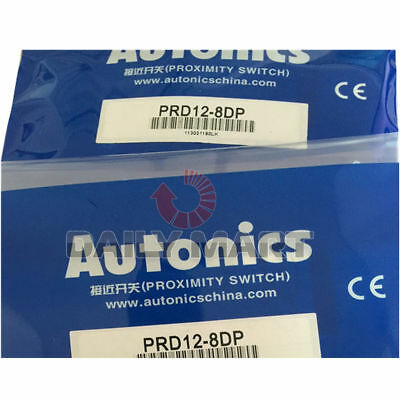 New Autonics Prd12-8dp Inductive Proximity Switch Sensor Prd128dp Long-distance