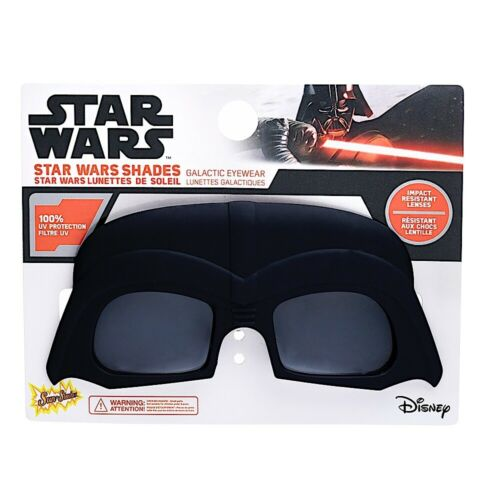 Star Wars Darth Vader Lil Characters Shades Costume Party Sunglasses Sun-Staches