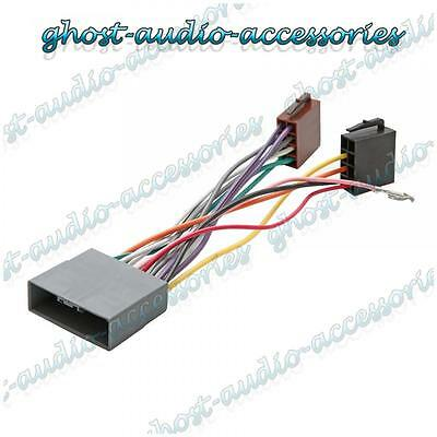 Car Stereo Adaptor ISO Harness for Honda Civic 2007> Radio Wiring Loom